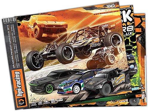 HPI And HB Catalogue ** CLEARANCE **