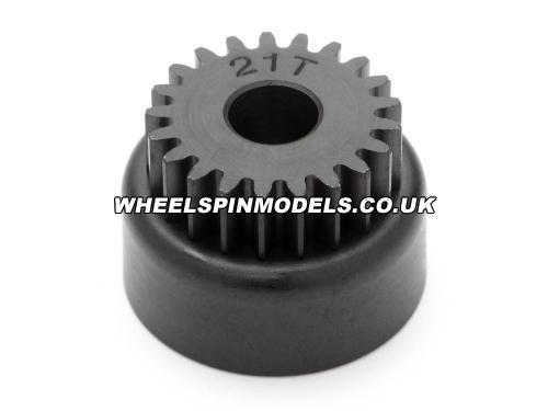 Clutch Bell 21 Tooth (Nitro)