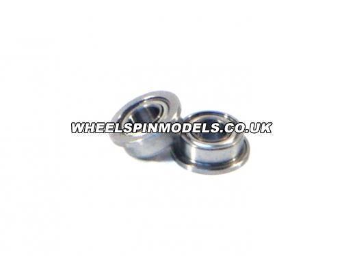 Ball Bearing 3x6x2.5mm (Flanged/2Pcs)