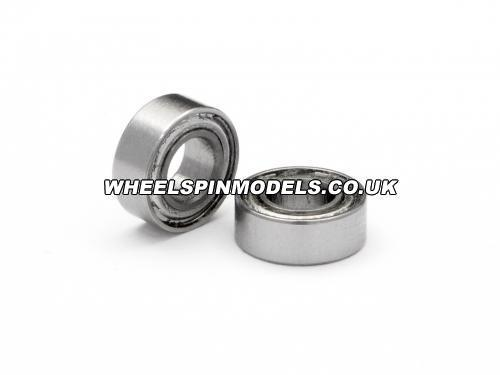 Ball Bearing 4x8x3mm (2Pcs)
