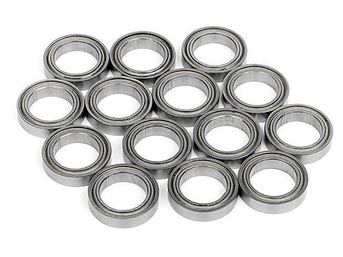 E10 Complete Bearing Set E10/12x18x4mm 14pcs