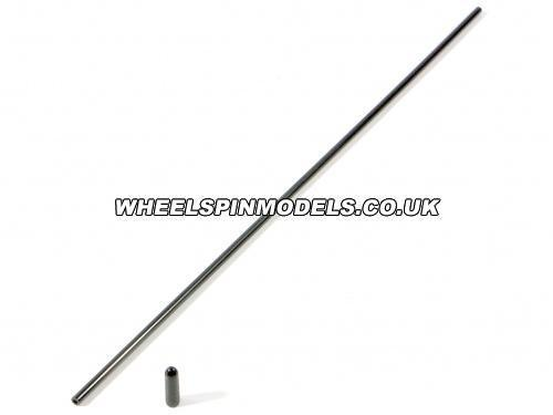 #HPI-101079 - HPI Antenna Tube And Rubber Cap