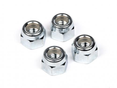 Lock Nut M4 (4 Pcs)