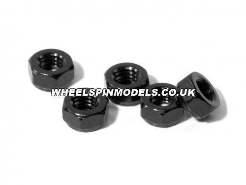 Lock Nut M6 Thin Type (5Pcs)
