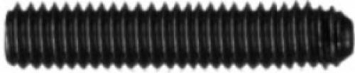 Threaded Shaft M4x20mm .