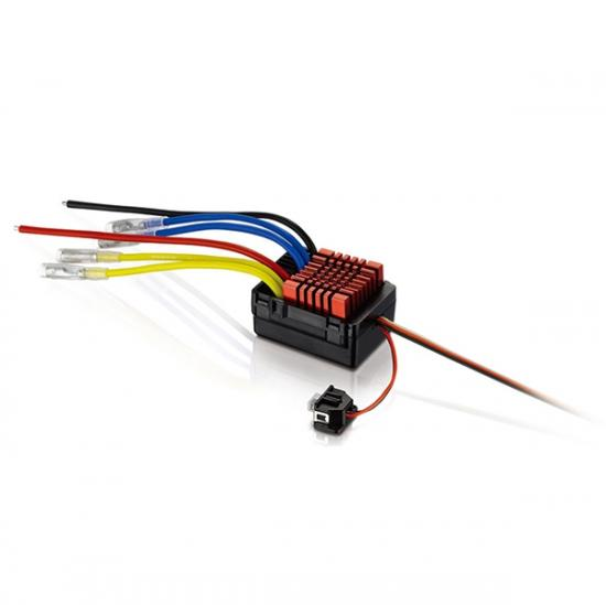 Hobbywing Quicrun 0880 Dual Motor Brushed 80A Waterproof ESC