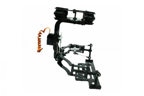 Ideal Fly Idea Fly Ifly4S Quadcopter DBl Axis Camera Mount W/Servo
