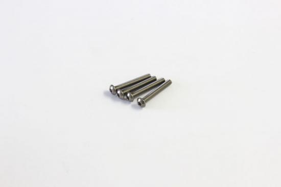 Kyosho Hex Titan Button Screws 3X22mm (4)