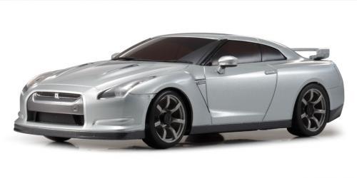 Kyosho Mini-Z RWD Nissan GTR R35 Ultimate Metal Silver
