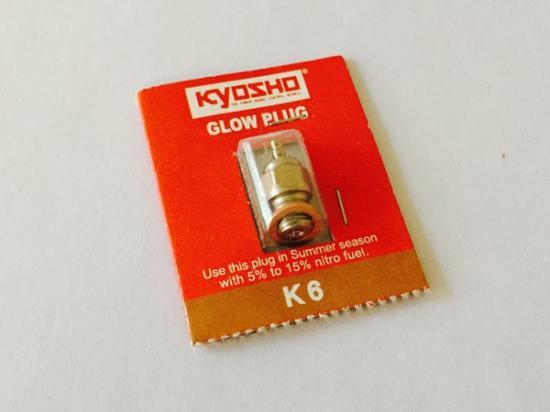 Kyosho K6 Glow Plug