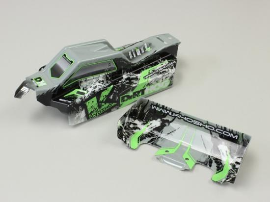 Kyosho Printed Body Shell Dirt Hog T2 (Green)