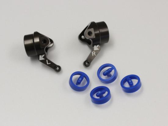Kyosho Knuckle Arm Aluminium Mp9 Tki4 (CNC) (2)