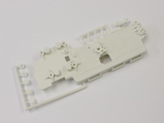 Kyosho Battery Tray Set Inferno Ve - White