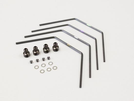 Kyosho Stabilizer Set Zx6 - 1.7-1.8-1.9-2.0