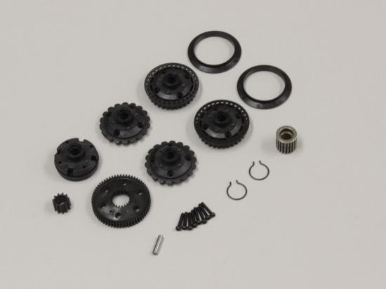 Kyosho Gear Differential Case Optima