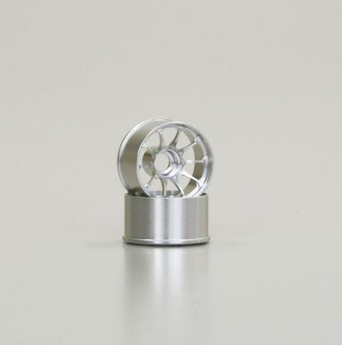 Kyosho Ce28N Wheels Wide 0.5 Offset Silver