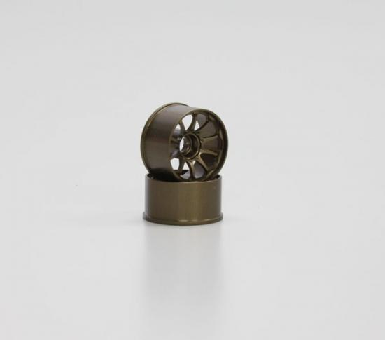 Kyosho Ce28N Wheels Wide 1.0 Offset Bronze