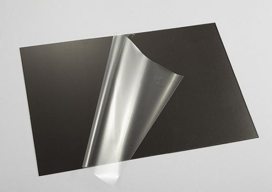 Killer Body Carbon Finish Lexan Sheet 203 X 305 X 1.0mm