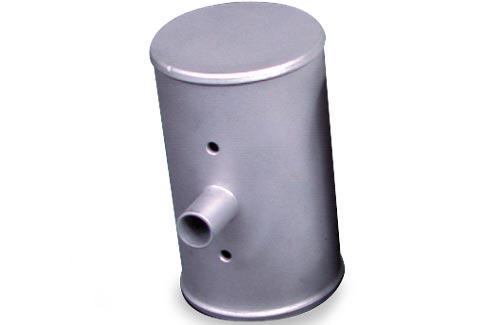 Dustbin Muffler (Side) 10/15/18
