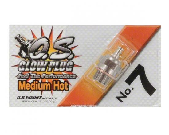 Glowplug No.7 (Medium/Hot)