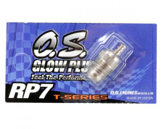 OS Glowplug Type RP7 (Warm)