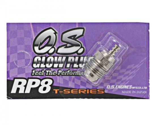 OS Glow Plug Type RP8 (Cold)