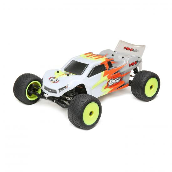 Losi Mini-T 2.0 RTR - Gray/White