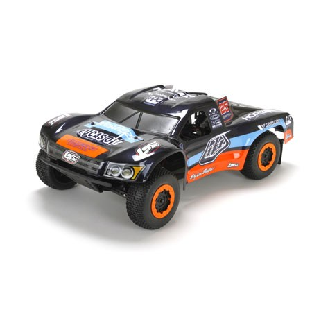 Losi TEN-SCTE - Troy Lee Designs - RTR With Battery + Charger