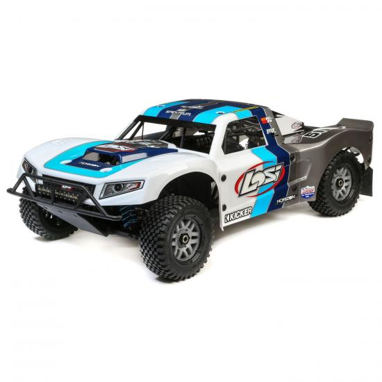 Losi 5IVE-T 2.0 - Blue/White