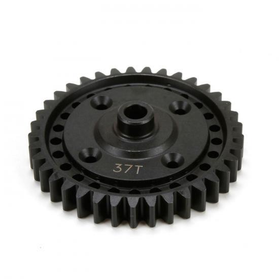Spur Gear Steel 37T: 6IX
