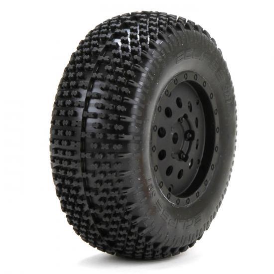 XXX-SCT/SCB Premounted Eclipse Tyres/Wheels (2)