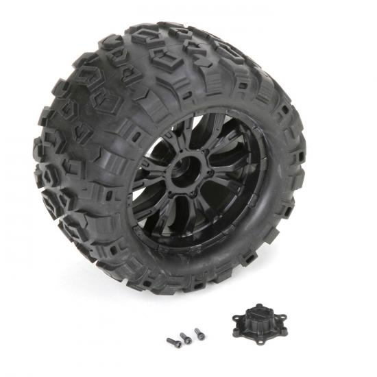 Wheel and Tyre Mounted (2): TEN MT ** CLEARANCE **