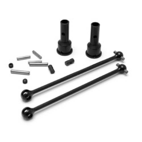 8ight 2.0 Front/Rear CV Drive Shaft Set (2)