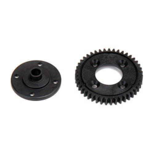 8ight-E 2.0 Centre Diff 43 Tooth Plastic Spur Gear