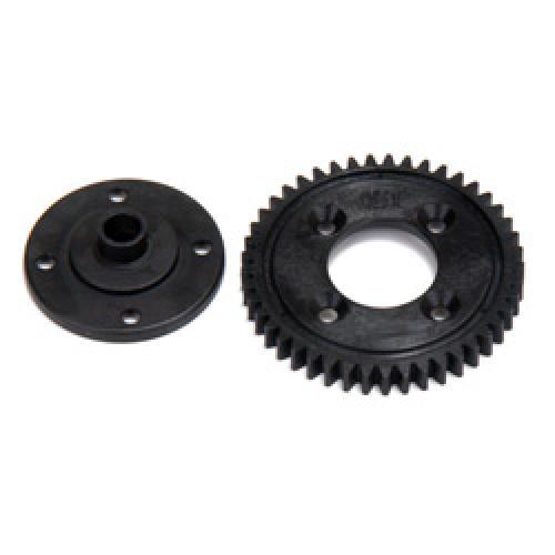 8ight-E 2.0 Centre Diff 45 Tooth Plastic Spur Gear