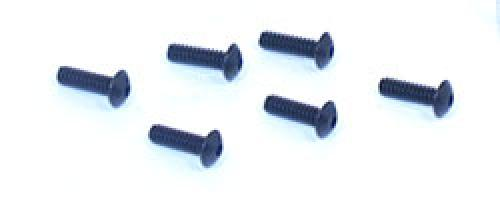 4.40x3/8 Button Head Screws (6)