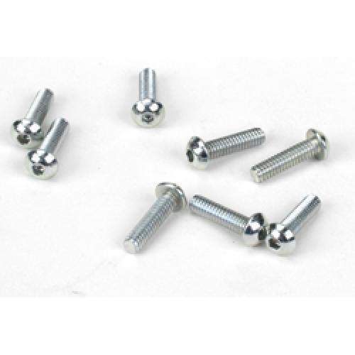 5-40x1/2 Button Head Screws (8)
