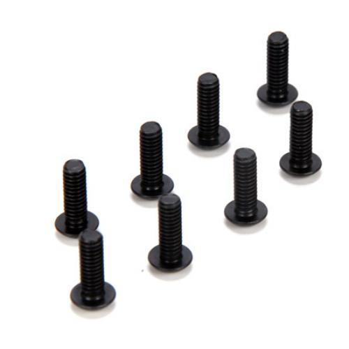 8-32 x 1/2 BH Screws (8)