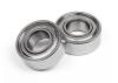 5mm X 10mm X 4mm Steel Shielded Ball Bearings (pr)