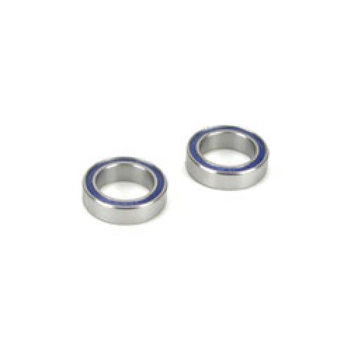 10 X 15 X 4mm Sealed Ball Bearing Steel Shield (2)