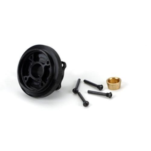 8ight/8ightT Steel Flywheel & Collet 4 Shoe