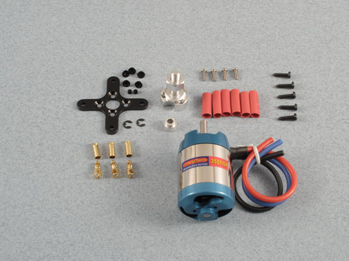 3551/04 Brushless Motor 930kv