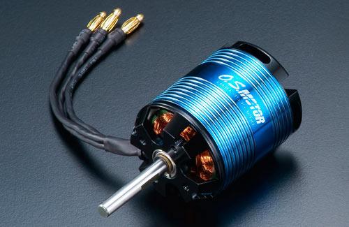 O.S. OMH-4535-1260 Brushless Motor