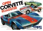 MPC 1:25 1975 Chevy Corvette Convertible ** CLEARANCE **