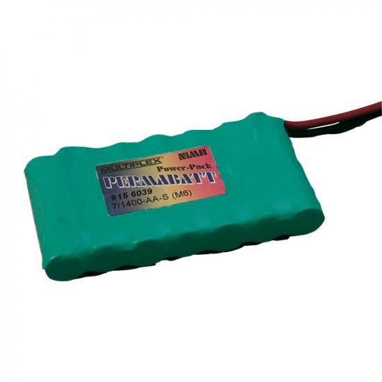 Multiplex Permabat Drv Nimh 7/1400-Aa-S (M6) 156039