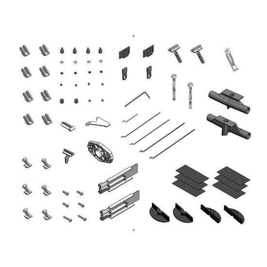 Multiplex Small Items Set With Mount Funcub 224115