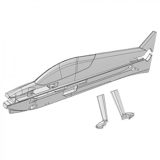 Multiplex Parkmaster Fuselage