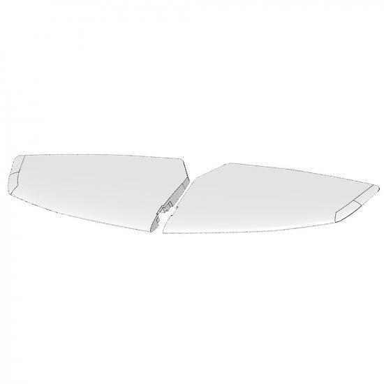 Tailplane Set FunGlider 224288