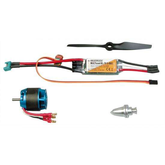 Multiplex Funjet Ultra Power Set 332647