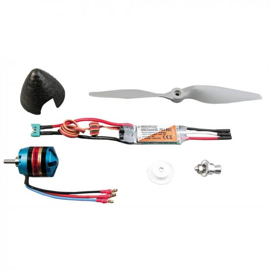 Multiplex Power Drive Dogfighter Ultra 332657